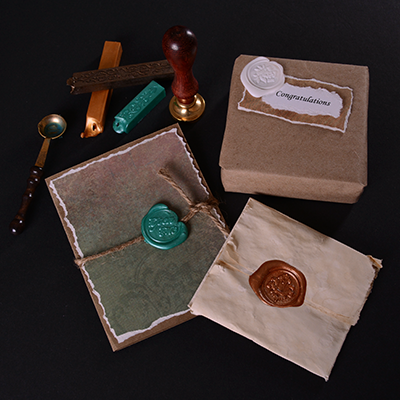 Wax Sealing Stamps